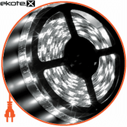 3528, 60 диодов/м, 2.7м, 12v, блок питания 24w светодиодная лента eurolamp Eurolamp LED/SET-2.7m/4100K