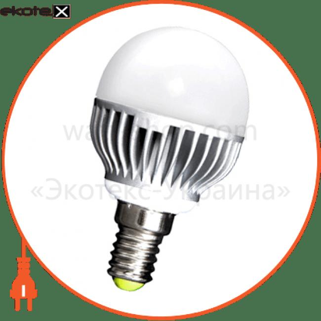 лампа світлодіодна e.save.led.g45m.e14.5.2700 тип куля, 5вт, 2700к, е14 светодиодные лампы enext Enext l0650311
