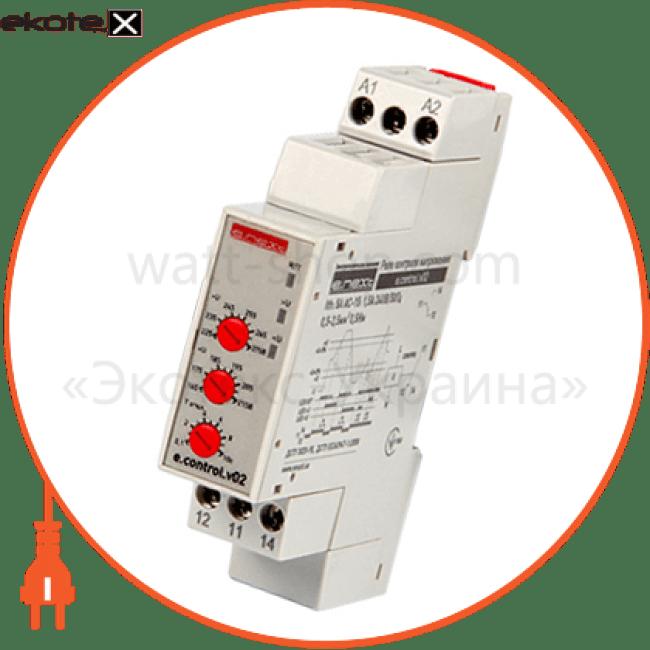 Enext p0690007 реле контроля напряжения однофазный e.control.v02