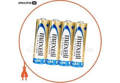 Щелочная батарейка FUJITSU Alkaline High Power АА/LR6 4шт/уп shrink