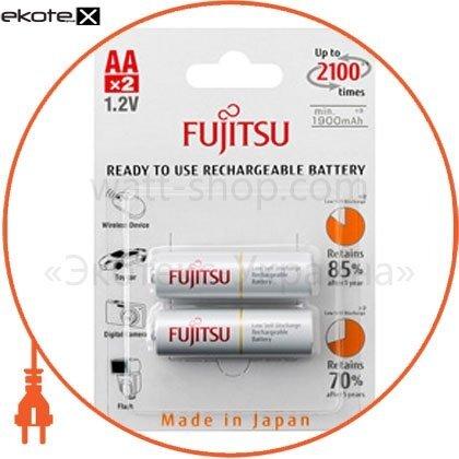 FUJITSU FDKB00001 аккумулятор fujitsu white ni-mh аа/r6 2шт/уп blister