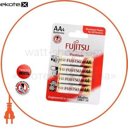 FUJITSU 83970 высокотехнологичная щелочная батарейка,  с увеличенным сроком эксплуатации (свыше 120%) и хранения заряда (до 10лет в уп), с защитой от коррозии (корпус из редких металлов), короткого замыкания и протекания электролита (отсутствие газа). бла