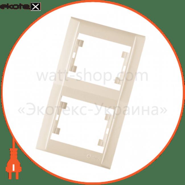 рамка 2-на вертикальна рамка Makel 42010707