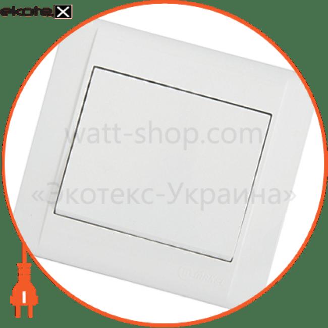 Makel 42001005 выключатель 1-клавишный проходной
