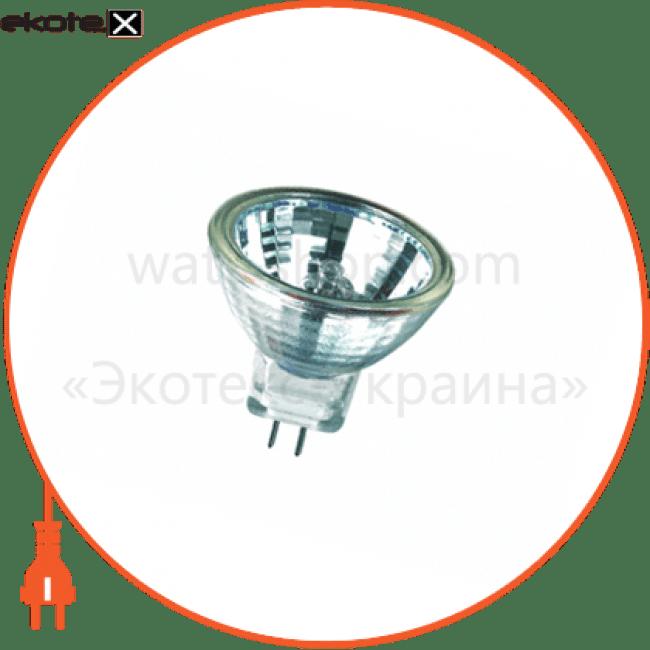 галогенна лампа delux mr16 20вт