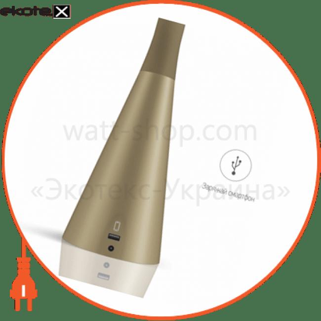 led светильник intelite desklamp bronze (dl4-5w-br) светодиодные светильники intelite Intelite DL4-5W-BR