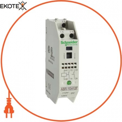 Schneider ABR1E318B интерфейс вх 1зо 24в +светодиод