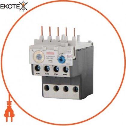 Enext i0110014 тепловое реле e.industrial.ukh.13m.2,5.4, номин. ток 13а, гиап. регул. 2,5-4 а, малогабаритное