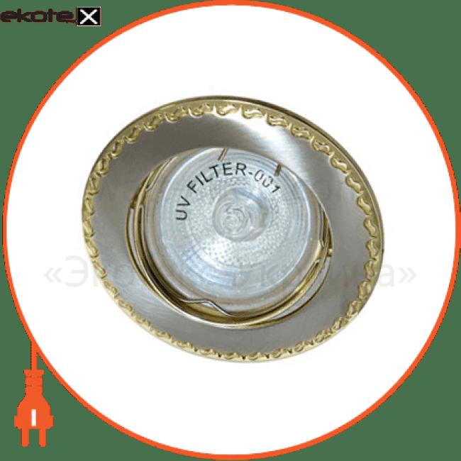 125т под mr-16 титан-золото пл. поворотный