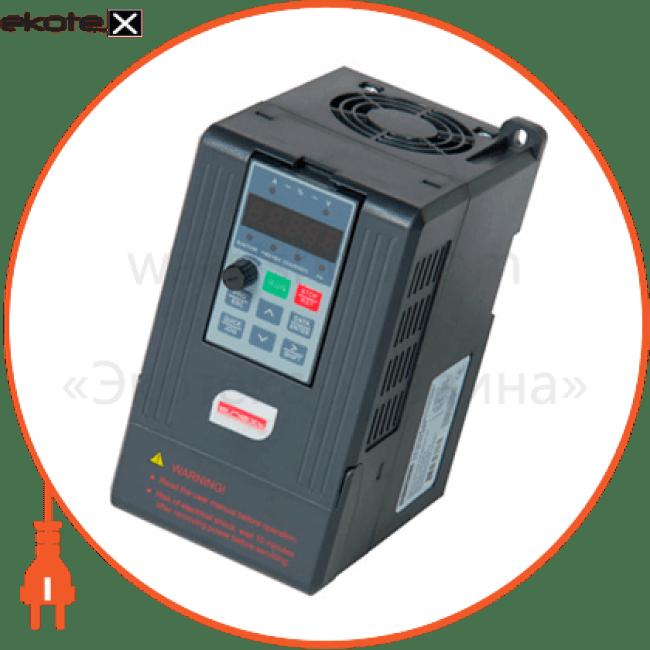 перетворювач частотний e.f-drive.0r7 0,75квт 3ф/380в частотные преобразователи Enext i0800028