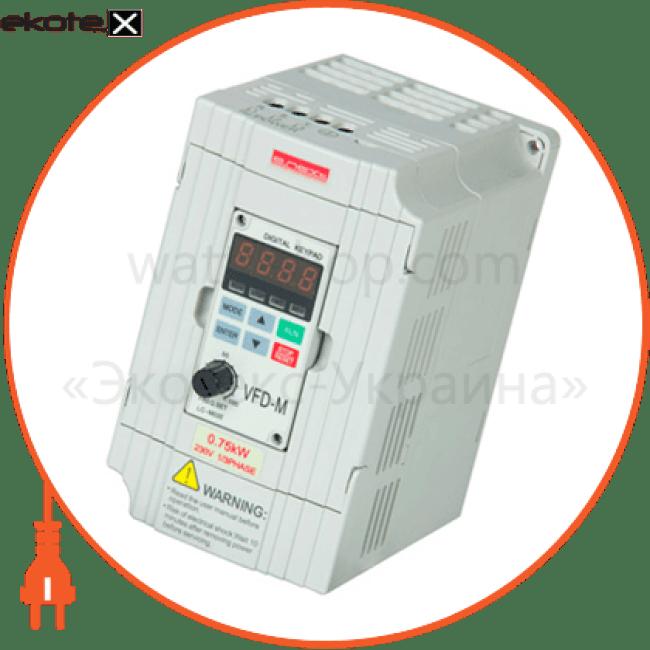 перетворювач частотний e.f-drive.1r5.s 1,5квт 1ф/220в частотные преобразователи Enext i0800002