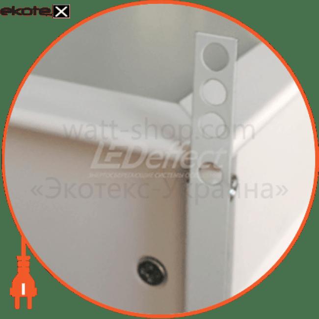 LE-СВО-02-040-0476-40Х Ledeffect светодиодные светильники ledeffect стандарт 33 вт базовая модификация с текстурированным рассеивателем