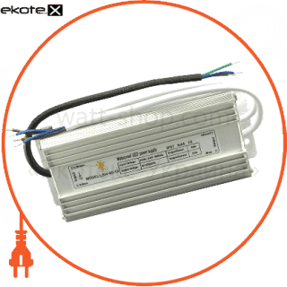 60w герметичный 12в блоки питания light solution Light Solution 60KA-C