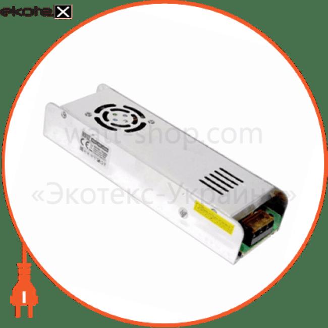 адаптер для led стрічки 360w 30а 12v