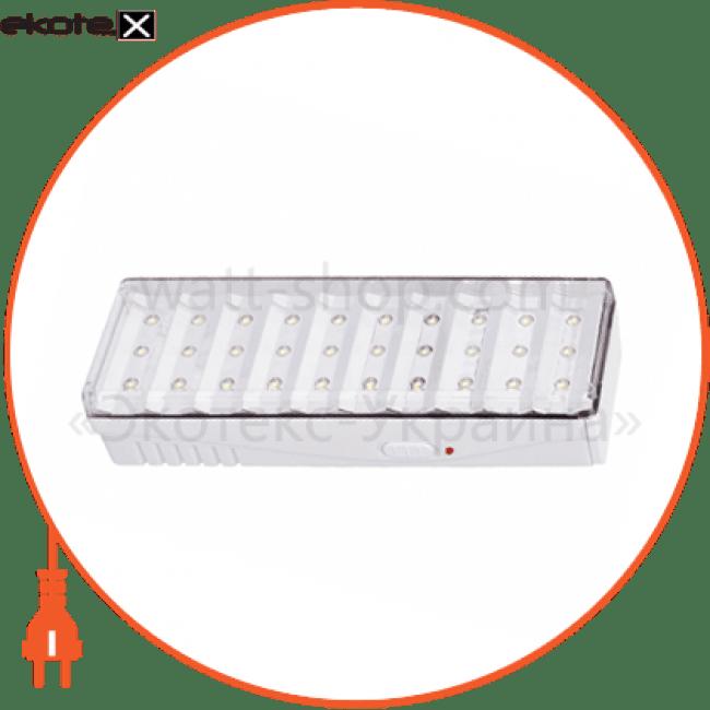 10067651 Delux светодиодные светильники delux світильник світлодіодний аварійний delux rel 500led акумуляторний