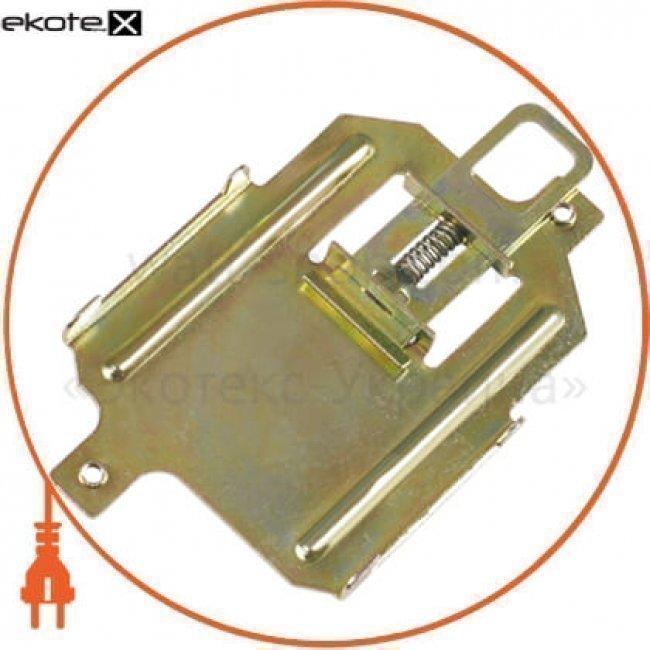 IEK SVA10D-S35-3 скоба rcs-1 на din-рейку для ва88-32 125а 3р iek