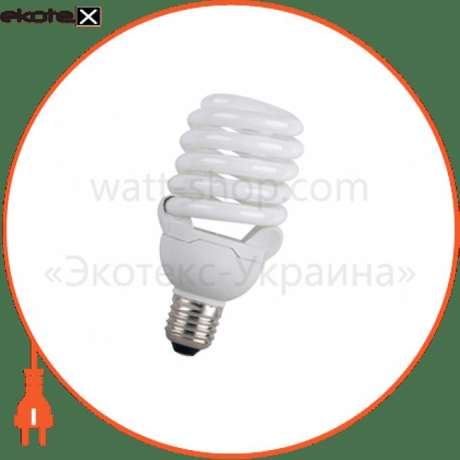 10098446 Delux энергосберегающие лампы delux компактна люмінесцентна лампа delux t3 full-spiral 35вт 6400к е27
