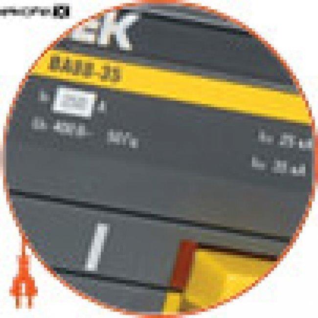 IEK SVA30-3-0125 авт. выкл. ва88-35 3р 125а 35ка iek