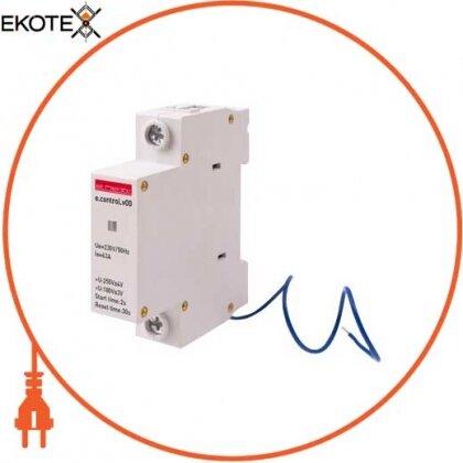 Enext p0690017 реле контролю напруги однофазне e.control.v00, 63а