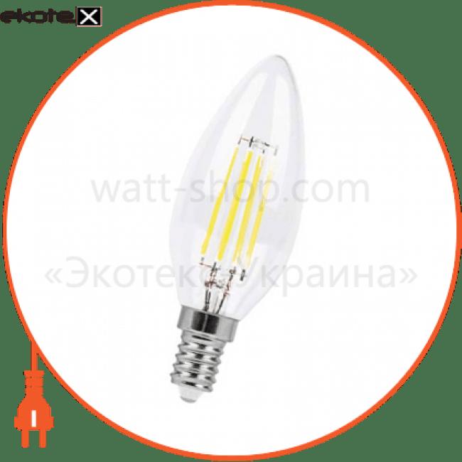 lb-58 c37 230v 4w 400lm e14 2700k светодиодные лампы feron Feron 25572