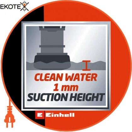 Einhell 4170790 насос для грязной воды ge-dp 7330 ll eco