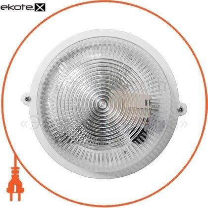 Ecostrum 71997 светильник нпп-65 круг белый/прозрачный с рисунком пп-1001-10-0/6