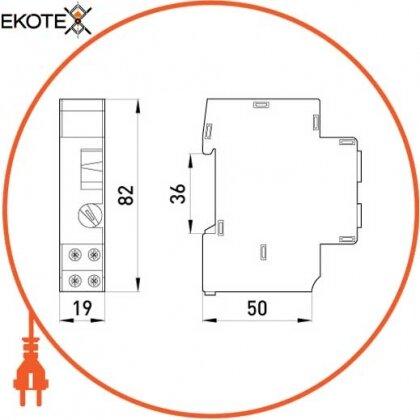 Enext i0310007 реле времени освещения электронный e.control.t02