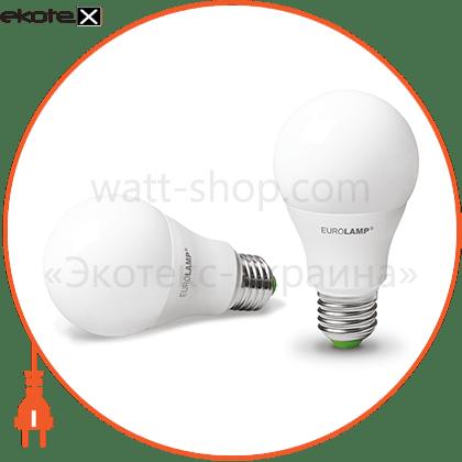 led лампа a60 10w e27 4000k (мультипак) eurolamp светодиодные лампы eurolamp Eurolamp MLP-LED-A60-10274(E)