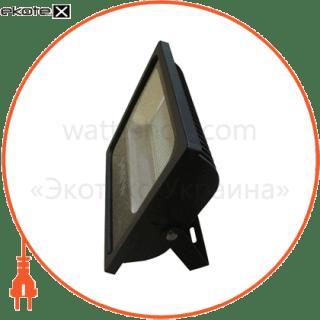 led прожектор 150w 5000к чёрний светодиодные светильники optima Optima 8726