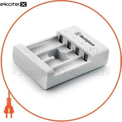 Westinghouse WBC-007-S универсальное зарядное устройство (usb) для 1-4х ni-mh и ni-cd аккумуляторов типа аа, ааа с защитой.