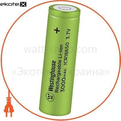 Westinghouse ICR18650-3000 аккумулятор литий-ионный westinghouse li-ion icr18650, 3,7v, 3000mah, 1шт
