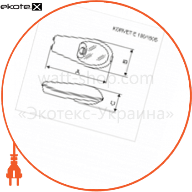 Electrum B-DS-0783 korvet e150s натр.ip65