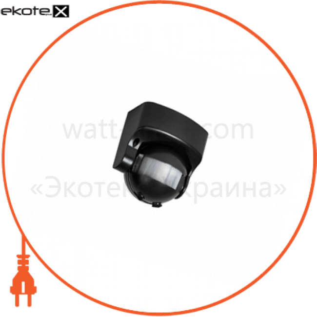 10058105 Delux датчики движения delux датчик руху yca1019 (180°) чорний