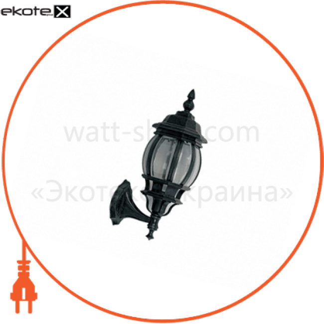 світильник садово-парковий palace c01 60вт е27 садово-парковые светильники Delux 10008458
