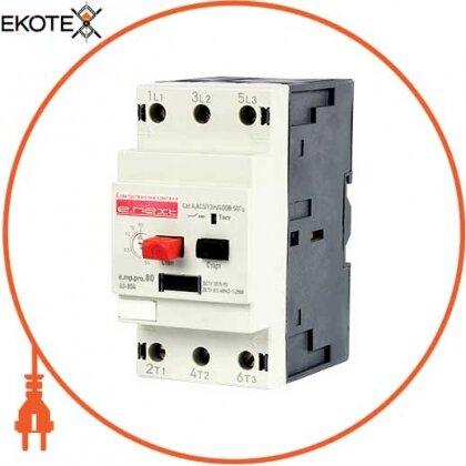 Enext p004011 автоматический выключатель защиты двигателя e.mp.pro.80, 63-80а