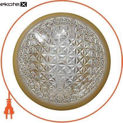 """Ecostrum 72238 светильник настенно-потолочный """"эклектика"""" е-006 бук нат."""