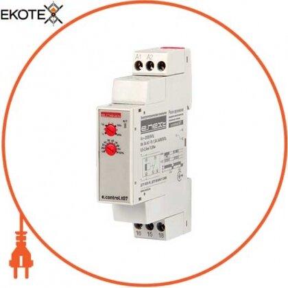 Enext p0690005 реле времени (задержка выключения во время отключения питания) e.control.t07