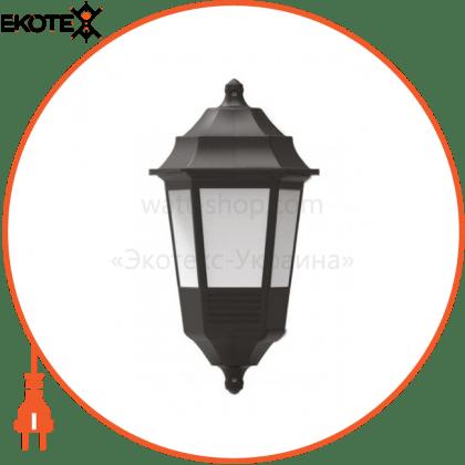 """Horoz Electric 400-010-120 светильник садово-парковый """"begonya"""" е27 черный"""