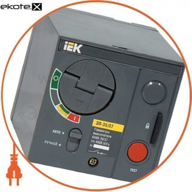 IEK SVA30D-EP електропривод эп-35/37 230b iek