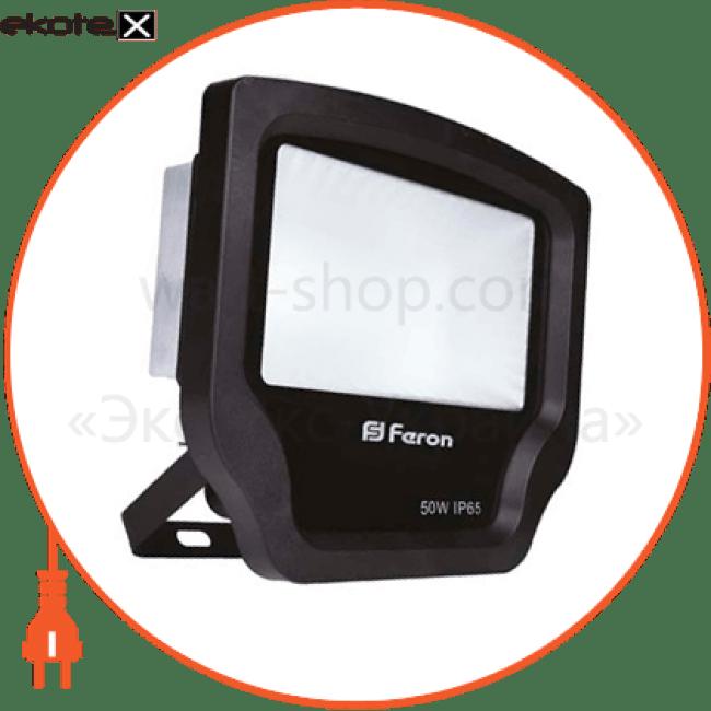 светодиодный прожектор feron ll-450 50w 12998 светодиодные светильники feron Feron 12998