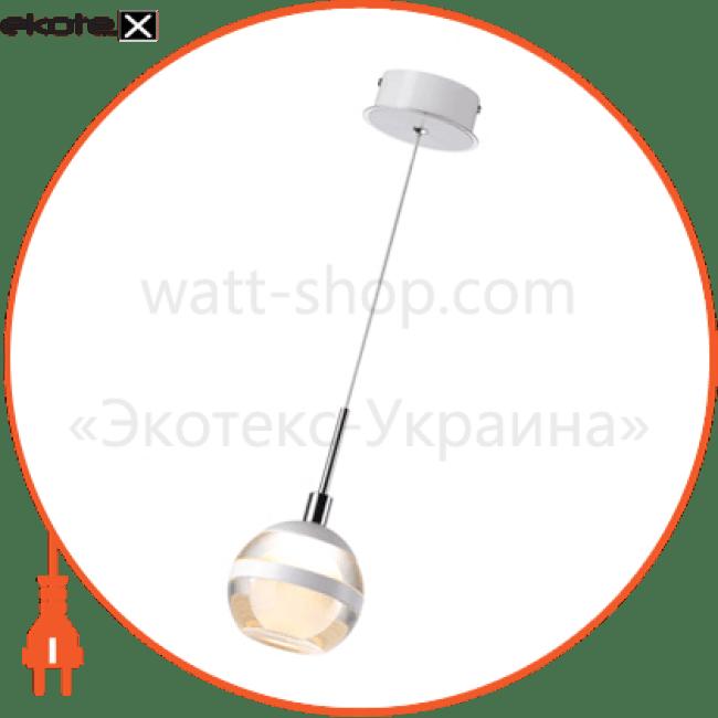 pendant loreto 3w светодиодные светильники intelite Intelite I05633