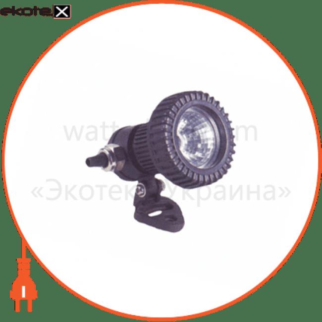 світильник для освітлення басейнів wgl31 50вт g5.3 12v