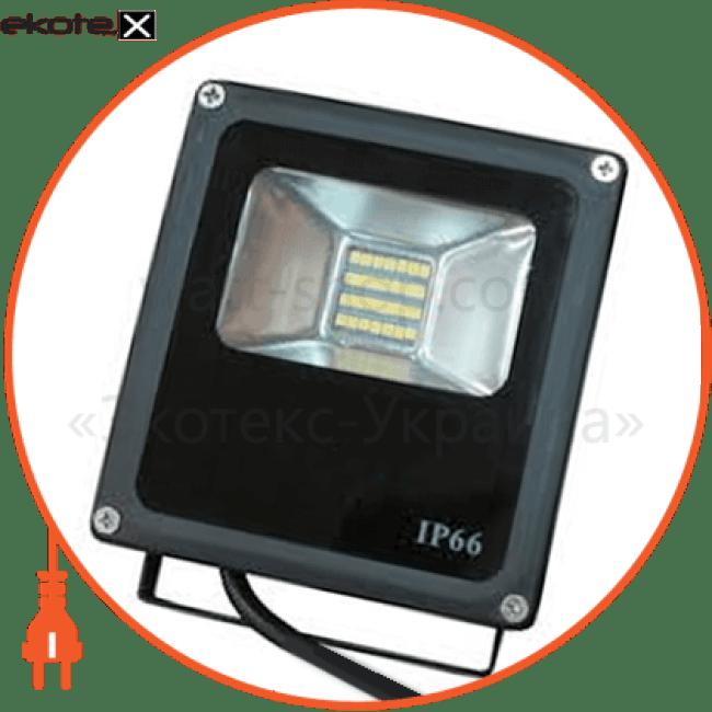 led прожектор 10w 5000к чёрный светодиодные светильники optima Optima 9210