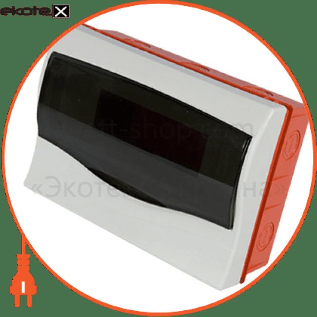 корпус пластиковий 12-модульний e.plbox.stand.w.12m, що вбудовується multusan