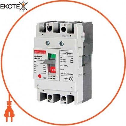 Enext i0010016 силовой автоматический выключатель e.industrial.ukm.60s.20, 3р, 20а