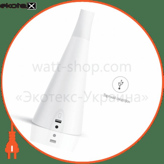 DL4-5W-WT Intelite светодиодные светильники intelite led светильник intelite desklamp white (dl4-5w-wt)