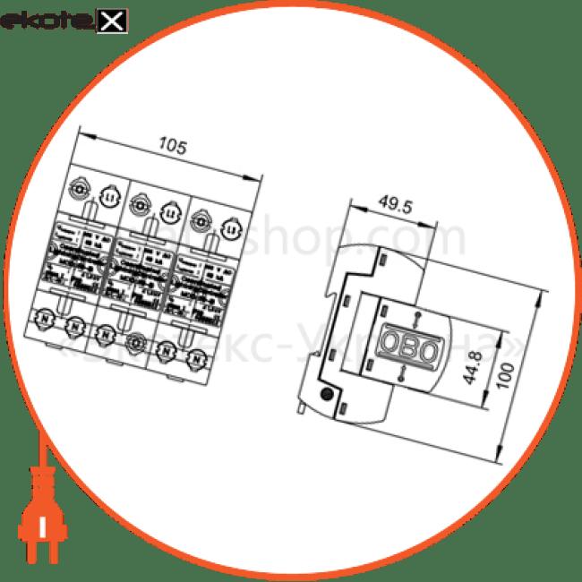 координов. lightningcontroller, набір для мереж tn-c