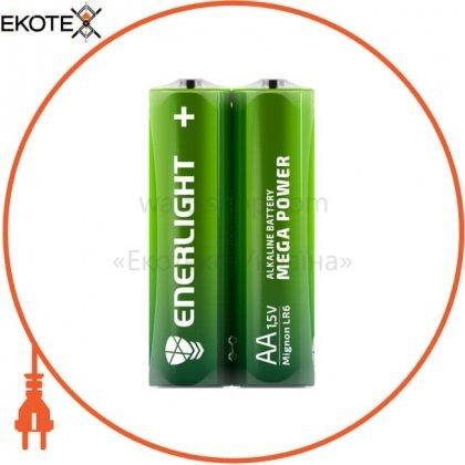 Enerlight 90060202 батарейка enerlight mega power aa fol 2