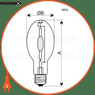 лампа металлогалогенная dm-150e ultralight / 4000k e27  - a-dm-0948 газоразрядные лампы electrum Electrum
