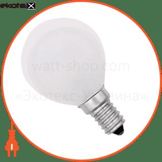 лампа шар 40w e14 мат.  - a-ib-0037 лампы накаливания electrum Electrum